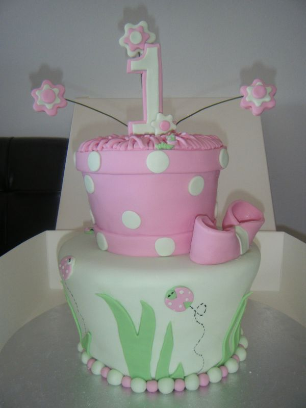 Cake Ideas For First Birthday Girl : 25+ Best Birthday Cake Pictures