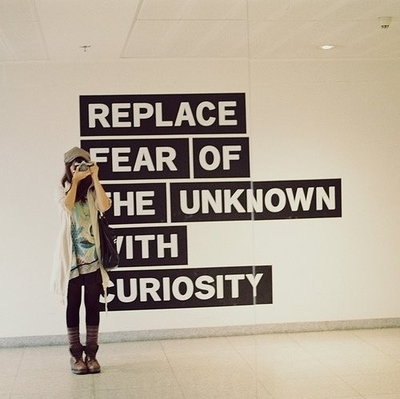Life Quotes About Fear Of The Unknown