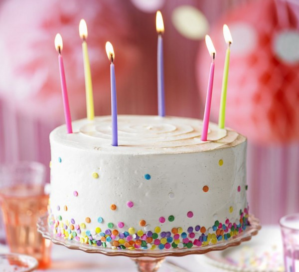 vanilla-party-cake