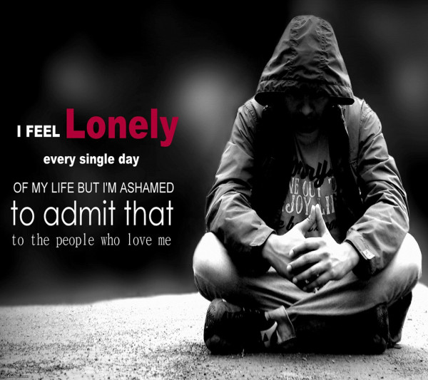 Sad Boy Alone Quotes: 40+ Heart Touching Sad Wallpapers