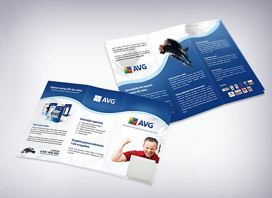 Beautiful Example Of Brochure Designs