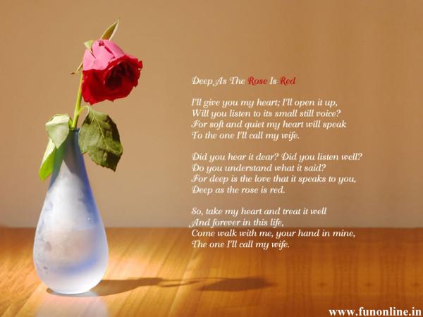 Sweet Love Poem