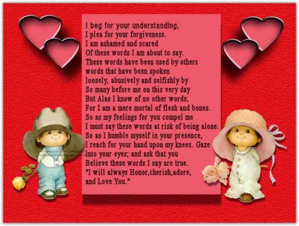 Valentine Love Poems Collection