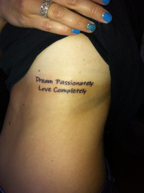 awesome tattoo quotes for girls