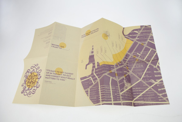 thoughtful brochure design