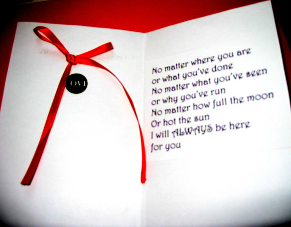 cute love poems for teenagers