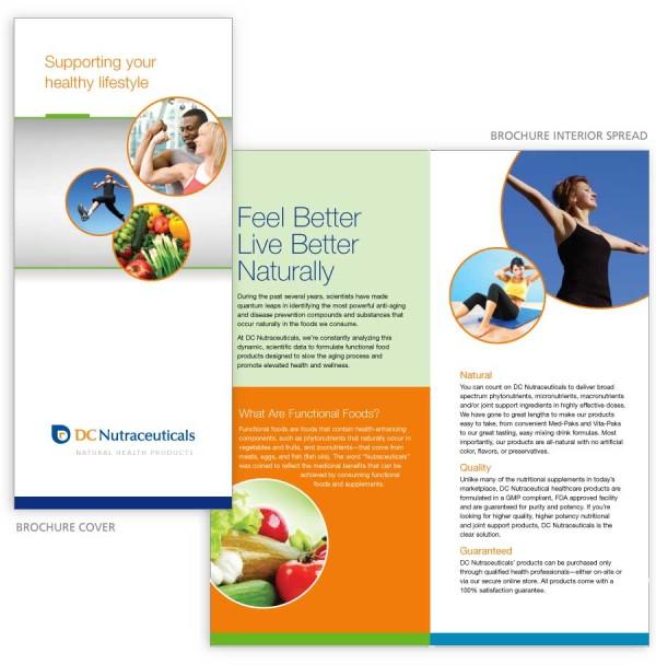 good brochure example