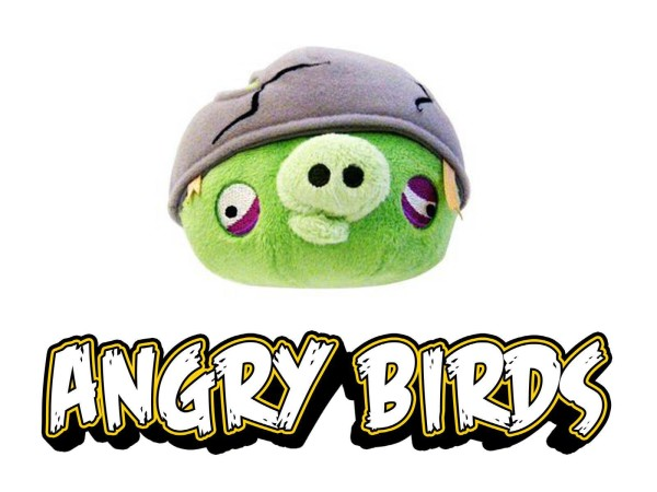 Cute Angry Birds Picture