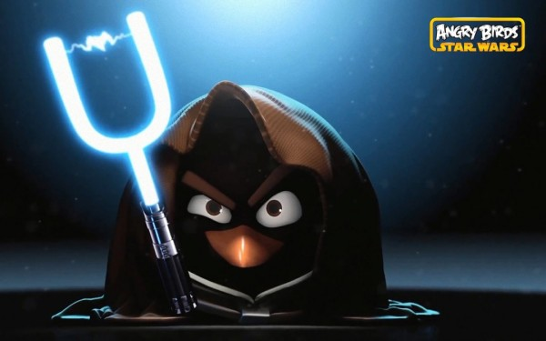 Angry Birds Star Wars Characters HD Wallpaper