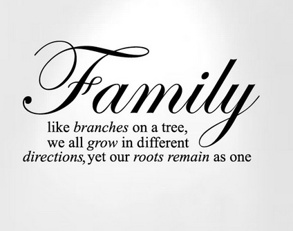 Relationship Quote About Family