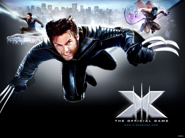 Wallpaper X-Men The Movie