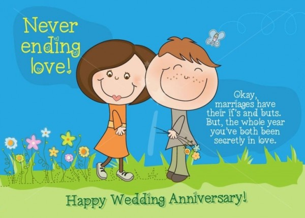 Best funny anniversary quotes