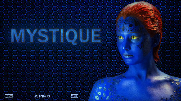 mystique wallpaper x men
