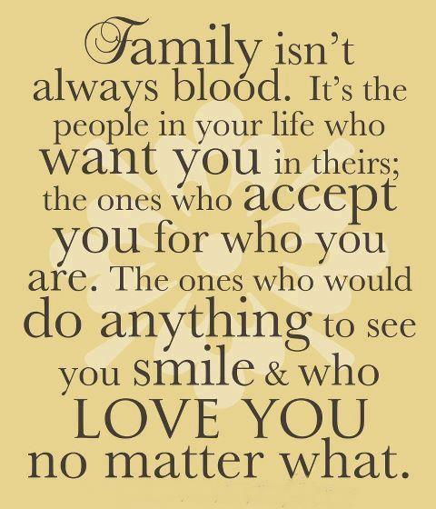 Love Quotes About Family