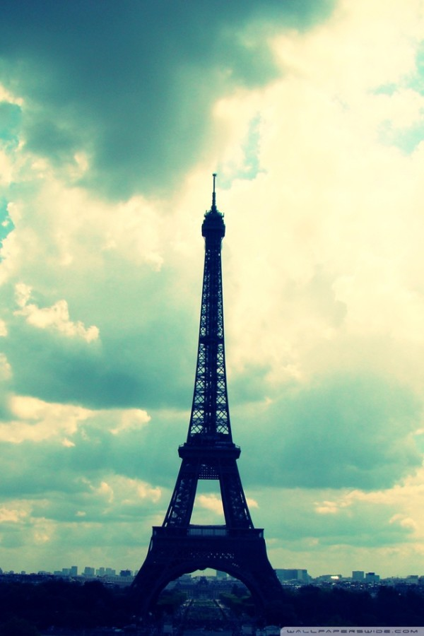 Wonderful Eiffel Tower iPhone Wallpaper Paris