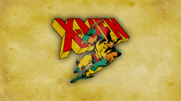x-men wolverine animation wallpaper