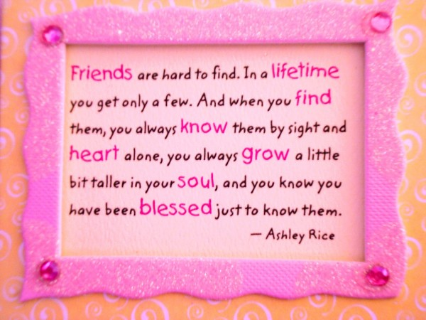 Quotes About Friend
