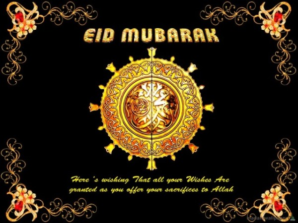 Happy Eid Best Wishes Quotes