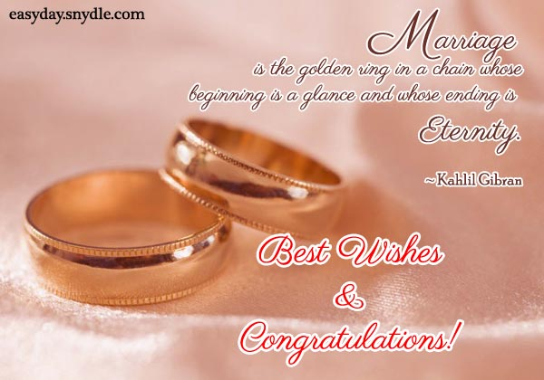 Wedding Gift Message For Best Friend : Best Wedding Wishes