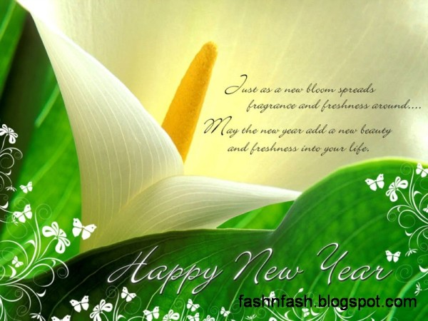 Happy New Year Best Wishes Quotes