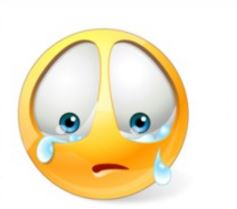 crying emoticons 1