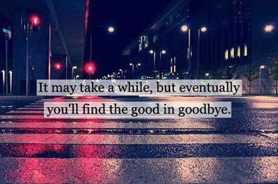 live goodbye quotes