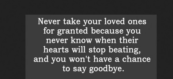 loved ones goodbye quotes