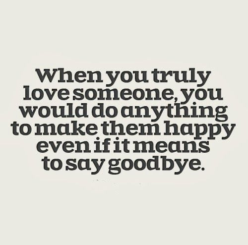 goodbye love quotes for him