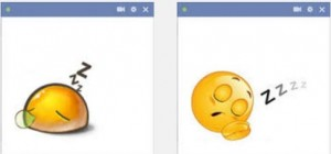 sleep emoticons