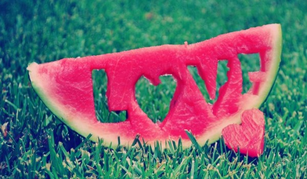 watermelon love image