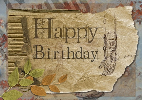 Vintage Birthday Cards For Him ~ Creative birthday cards collection