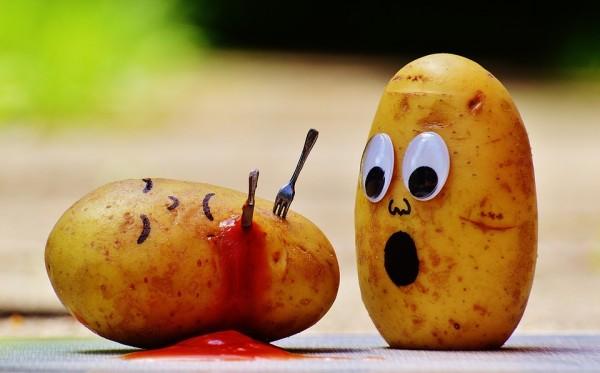 Potato Murder Ketchup