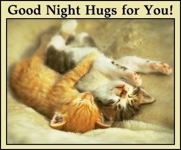 Goodnight Hugs