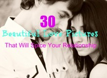 Beautiful Love Pictures That Will Spice Your Relationship